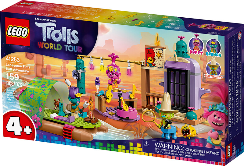 trolls world tour lego package