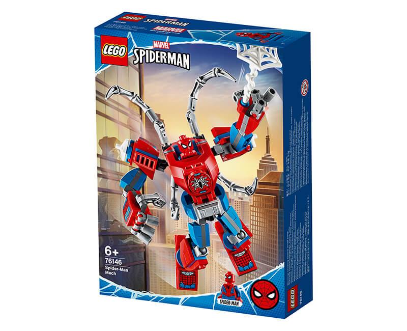 LEGO Marvel Spider-Man Mech package