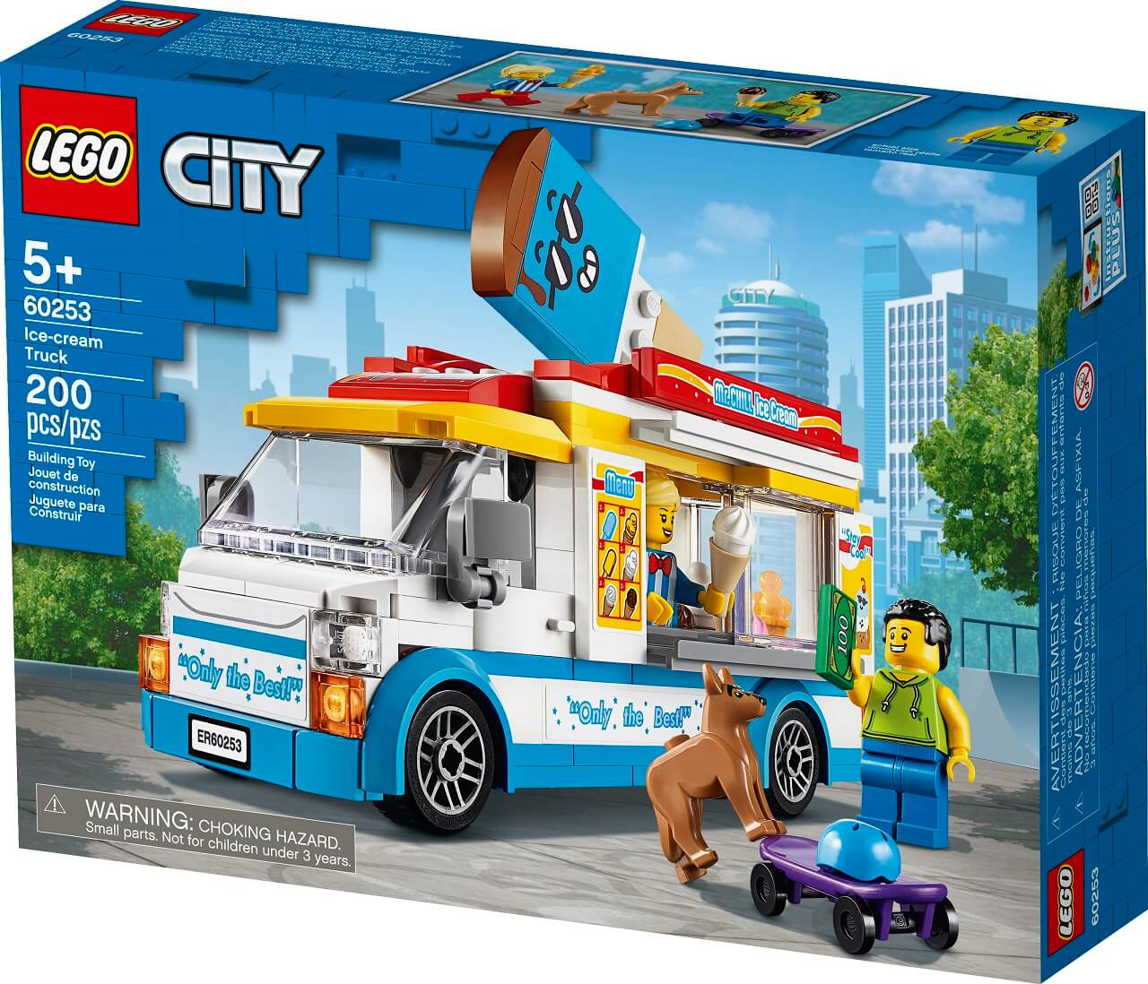 ice cream truck product image